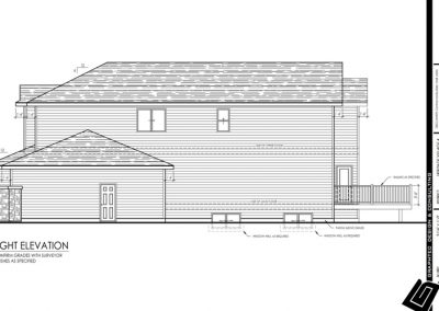 Heritage Village 4 New Home Construction, Alberta